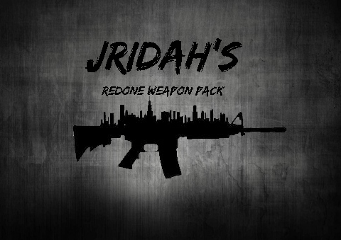 Jridah's Redone Weapon Pack 1.1