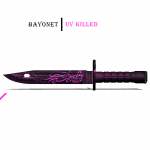 CS:GO Bayonet Knife
