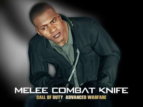 Call of Duty: Advanced Warfare Melee Combat Knife FINAL