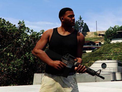 Battlefield 4 M16A4