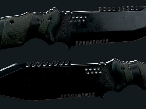 Call of Duty: Infinite Warfare Tactical Knife to GTA V Knife