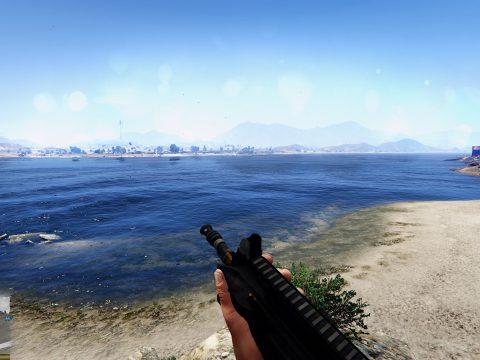 Battlefield 4 F2000