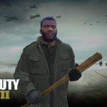 CALL OF DUTY WWII Baseball-bat 1.0
