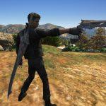 Nero's Weapon BlueRose & RedQueen