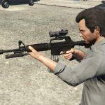 M16 A2 Carbine Mod 727 3.0