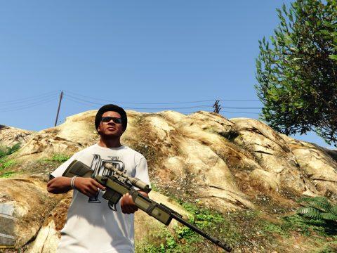 M40A5 Sniper Rifle 0.1