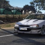 Peugeot pars class 17 (add on, tuning part, tuning light) 1.0