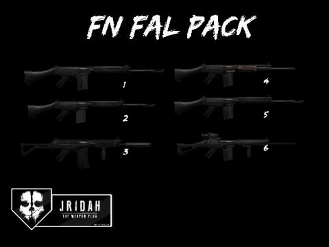 FN FAL Pack