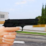 Beretta 92 [Animated]
