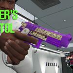 Suicide Squad Joker's Pistol 2.0