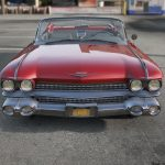 1959 Cadillac Eldorado Biarritz Convertible [Add-On   LODs   Template] 1.0b