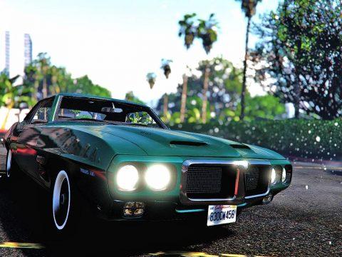 1969 Pontiac Firebird Trans [Add-On] 1.0