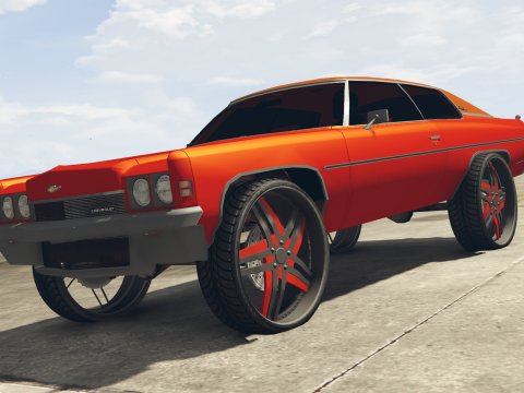 1972 Chevrolet Impala (Replace) (Unlocked) 1.5