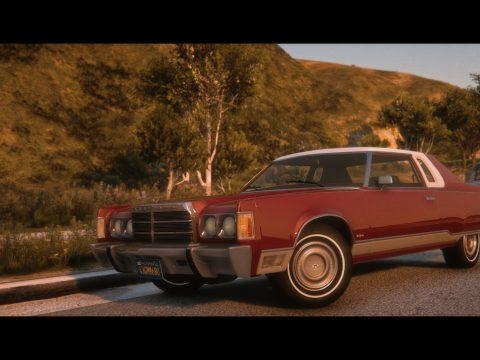 1975 Chrysler New Yorker Brougham [Add-On | LODs] 1.0