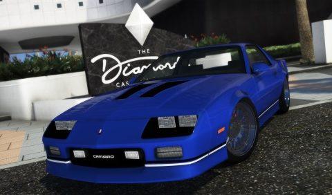 1988 Camaro IROC-Z [Add-On / Replace | FiveM] 1.0
