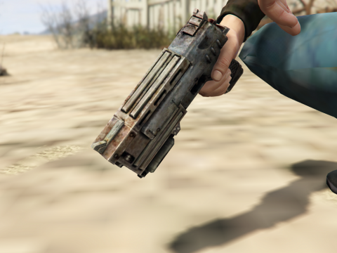 Fallout 10mm Pistol