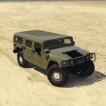2004 Hummer H1 [Add-On / Replace] 1.2