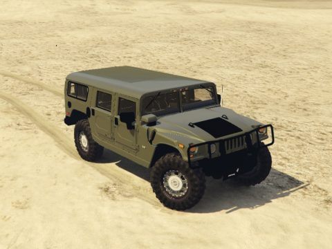 2004 Hummer H1 [Add-On / Replace] 1.1