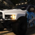 2008 Dodge Ram SRT-10 Runner [Add-On | Extras | Tuning | Liveries] v1.0