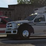 2013 Ford F350 SuperDuty Single Cab Ambulance [ELS] 1.00