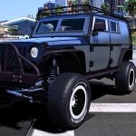 2013 Jeep Wrangler Unlimited F&F Edition [Replace | Unlocked | LODS | Template] 1.0