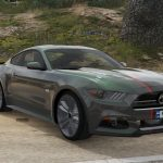2015 Ford Mustang GT 50 Years Special Edition [Add-on/Replace Tunning] 1.0