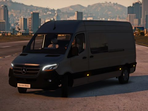 2019 Mercedes Sprinter (CIV) (REPLACE) 1.0