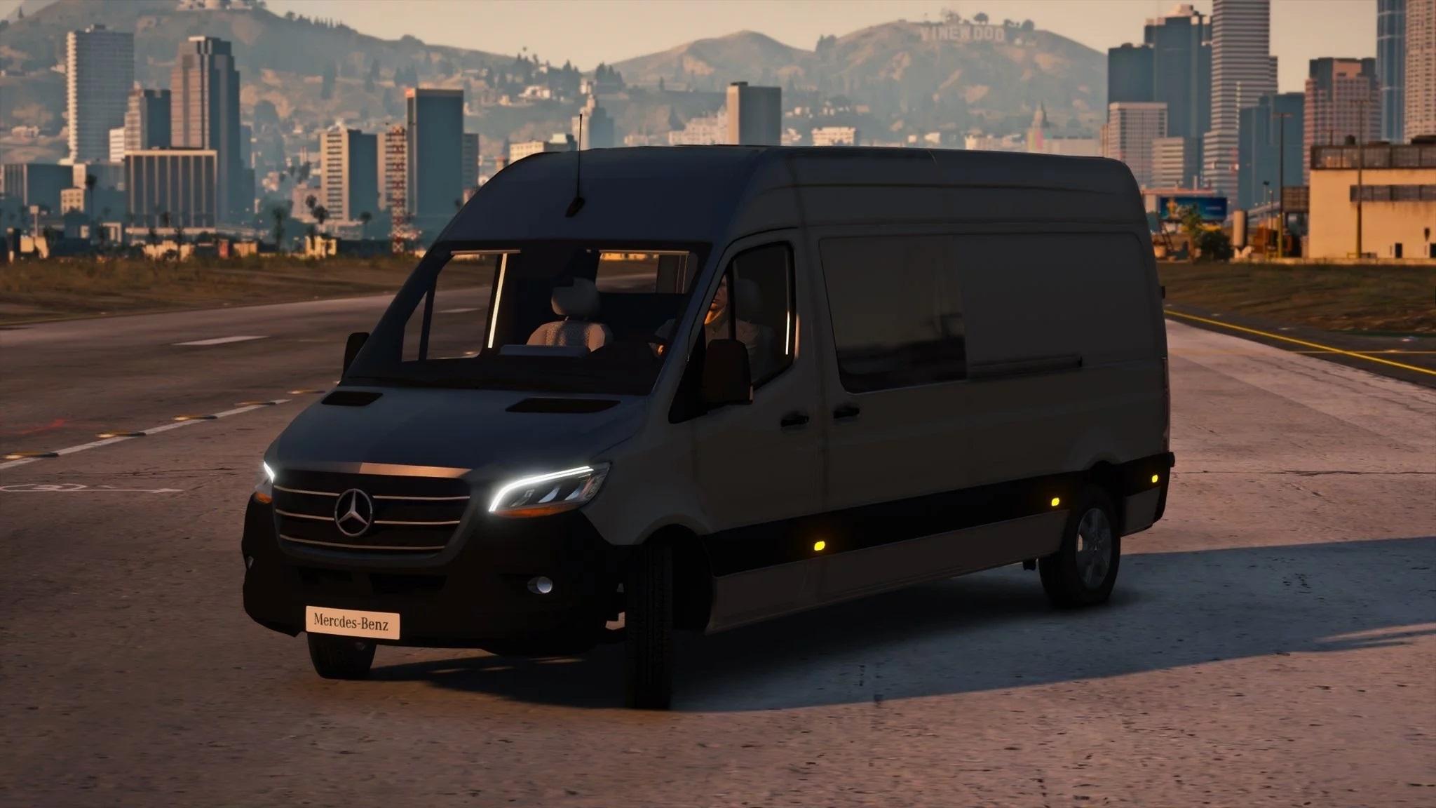 2019 Mercedes Sprinter (CIV) (REPLACE) 1.0