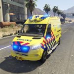 2019 Visser Otaris Light Sprinter Ambulance [ELS] [REFLECTIVE]