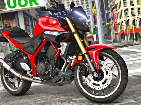 2019 Yamaha MT-03 [Add-On | Tuning | Template] V3.0