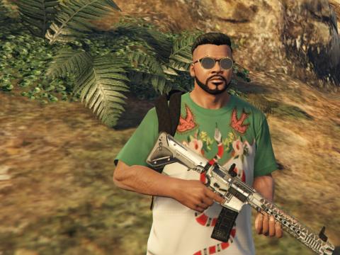 Rifle LVOA-C