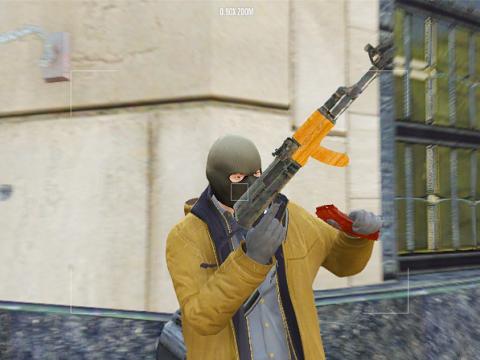 Romanian AK-47 [Animated]