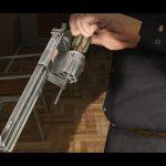 .44 Cal Manurhin 96 Revolver v1.0