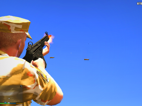 G3 Battle Rifle (Gewehr 3) [Animated]