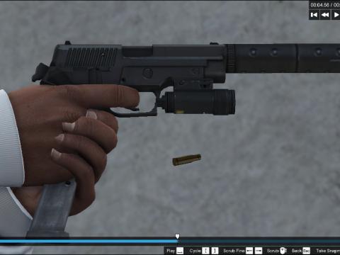P226 Sig Sauer 2.0