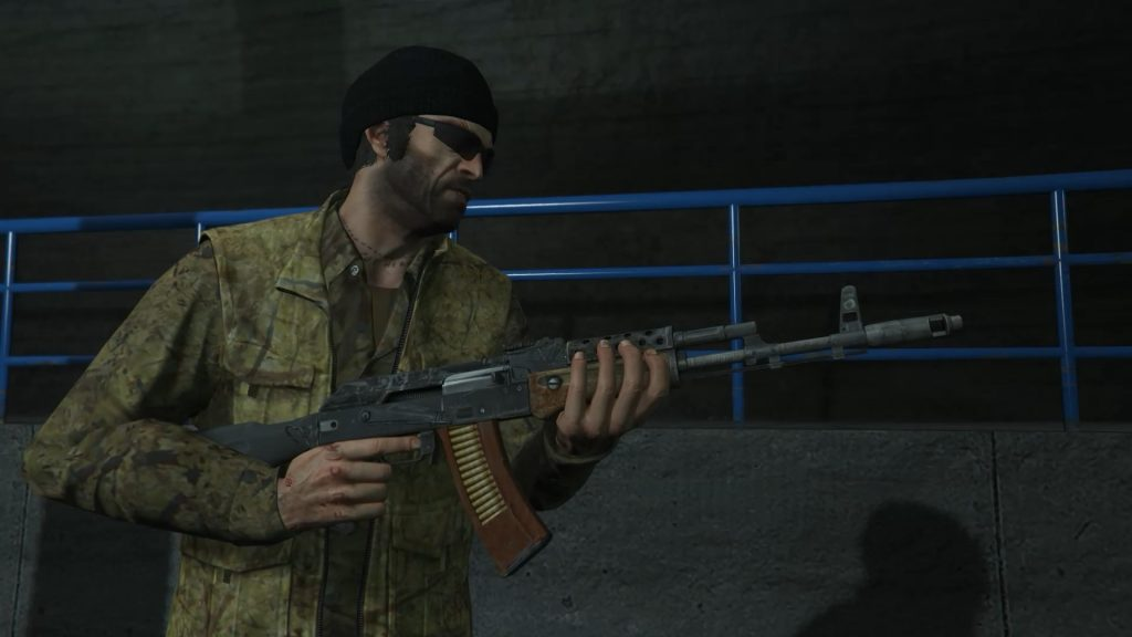 Metro Redux AK-74 [2K I HP I Full Animated]