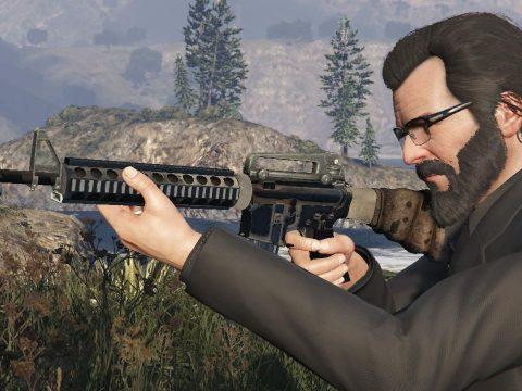 M16A4 - Battlefield 3