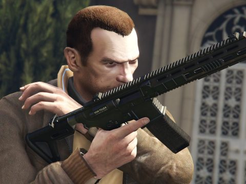Carbine Rifle MK2 - Bolt Fix