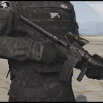 Colt M4A1 (+Attachments)