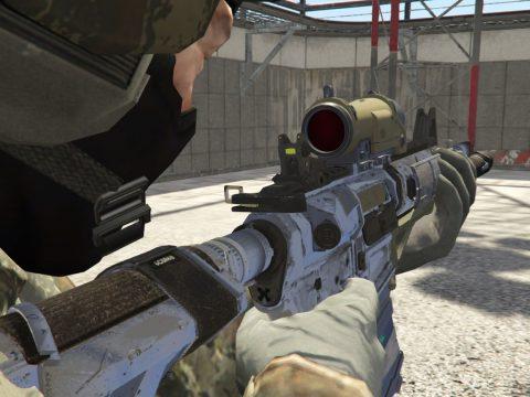 Call of Duty Infinite Warfare Nv4 Flatline (Full Animated)