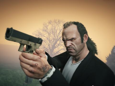Battlefield 4: Glock-18 1.1