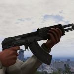 Assault Rifle Edits