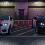 Bravado Gresley SRT Civilian / Police Interceptor [Add-On | Sounds] 1.0