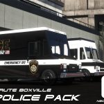 Brute Boxville Police Pack (Rainbow Six Siege) [ADDON]