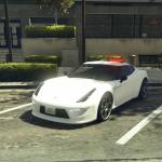 Carbonizzare Police Car [SP Replace   FiveM] 1.0