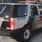 Chevrolet Blazer 2008 Força Tatica PMESP ELS