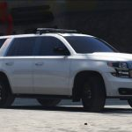 Chevrolet Tahoe Police Pursuit Vehicle '2015 [Replace | AO | Template] 1.1.0909