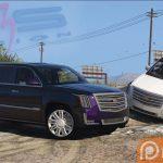 Chevrolet Tahoe (GMTK2XX) '2015 [Add-On | AO | Template] 1.0.0509