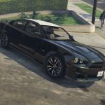 Dodge charger 2012 SRT [Replace | Addon | FiveM] 1.1