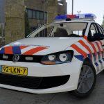 Dutch police Volkswagen Polo (KLPD) ELS v1.0